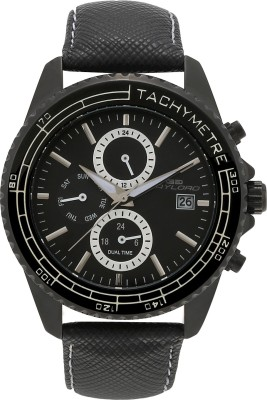GAYLORD GL1015NL02 SS Analog Watch For Boys
