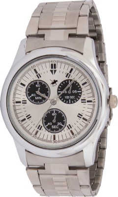 Pittsburgh Polo Club PBPC-446-SIL_334 Watch  - For Men