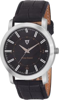 Swiss Grand SG1009 Grand Analog Watch   For Men Swiss Grand Wrist Watches