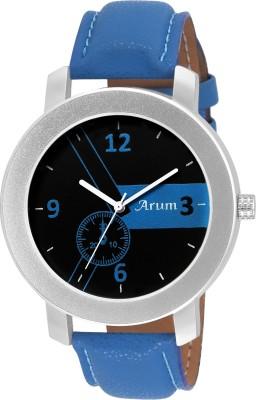 Arum Stylish Blue Smart Watch Analog Watch   For Men Arum Wrist Watches