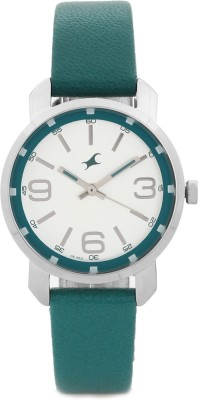 Fastrack NG6111SL01 Analog Watch   For Women Fastrack Wrist Watches