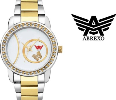 Abrexo ABX-0001-GG  Analog Watch For Girls