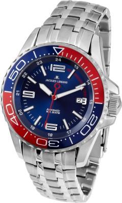 Jacques Lemans 1-1353F Sports Watch  - For Men