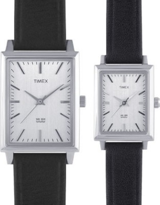 Timex PR143  Analog Watch For Couple