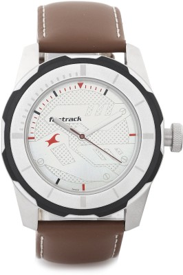 Fastrack 3099sl01 Sports Analog Watch   For Men Fastrack Wrist Watches