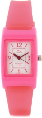 Q&Q VP33J016Y Regular Analog Watch For Kids