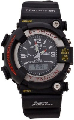 Fundooclicks MTG-s-shock Watch  - For Men  available at flipkart for Rs.217