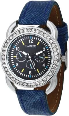 Laurex LX-052  Analog Watch For Girls