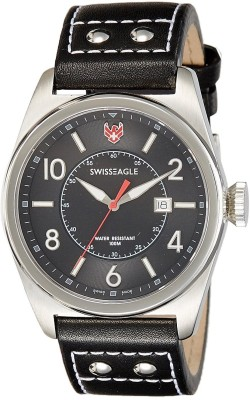 Swiss Eagle SE-9045-01 Special Collection Analog Watch  - For Men at flipkart