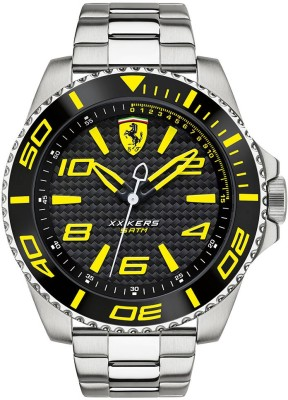 Scuderia Ferrari 0830330 Analog Watch  - For Men at flipkart