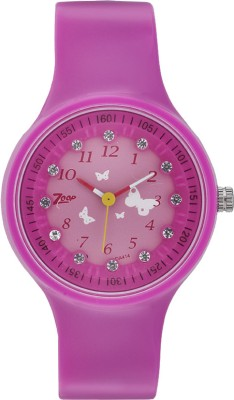 Zoop C4038PP03 Princess Analog Watch For Girls