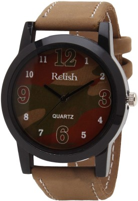 Relish R-601C Watch  - For Men