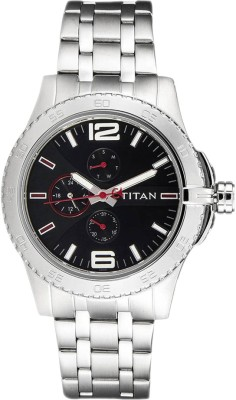 Titan Purple 9442SM01 Analog Watch (9442SM01)