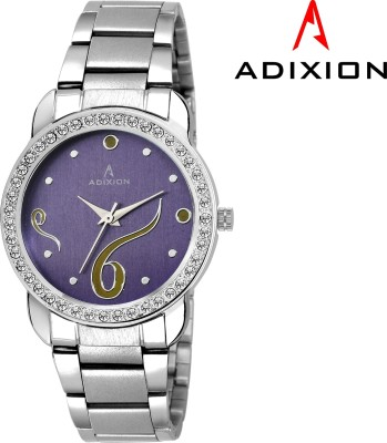 ADIXION 9404SM07  Analog Watch For Girls