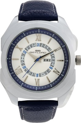 GAYLORD GL1010SL01 DD Analog Watch For Boys