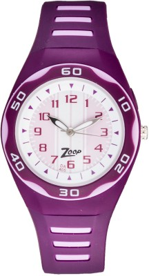 Zoop C3022PP03 Cars Analog Watch For Kids