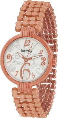 Howdy SS401  Analog Watch For Girls