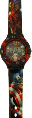 Marvel DW100243  Digital Watch For Kids