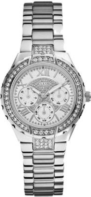 Guess W0111L1 Viva Analogue Dial Women's Watch (W0111L1)