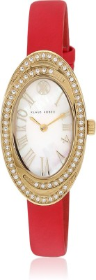 Klaus Kobec KK-10022-03 Special Edition Analog Watch  - For Women at flipkart