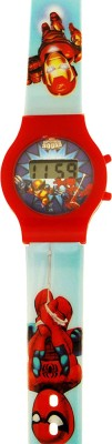 Marvel DW100191  Digital Watch For Kids