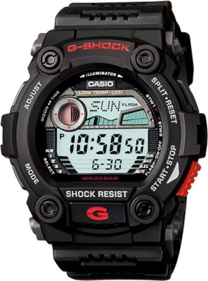 Casio G-Shock G-7900-1DR (G260) Digital Grey Dial Men's Watch