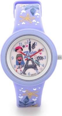 Zoop 26006PP02 Travel Analog Watch For Boys