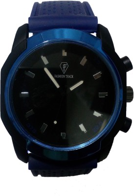 Optima Fashion Track OFT-6381 BLUE FT Men Analog Watch For Boys