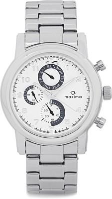 Maxima 26832CMGI Attivo Analog Watch For Men