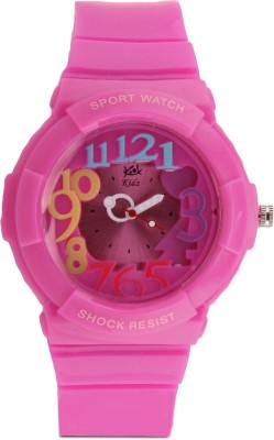 Kool Kidz DMK-021-PK 01  Analog Watch For Girls