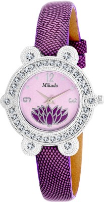 Mikado LOOK STYLISH 001  Analog Watch For Girls