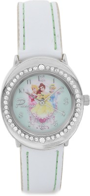 Disney 98258  Analog Watch For Girls