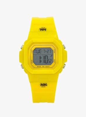 Kool Kidz DMK-015-YL01  Digital Watch For Kids