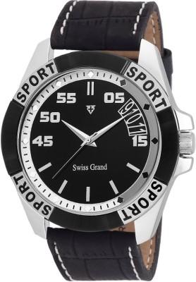 Swiss Grand N SG 1119 Analog Watch   For Men Swiss Grand Wrist Watches