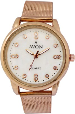 A Avon PK_681 Rose Gold Analog Watch For Girls