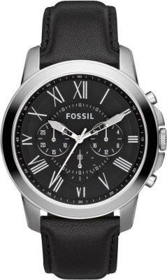 Fossil FS4812 GRANT Analog Watch For Men