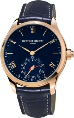 Frederique Constant FC-285N5B4  Analog Watch For Men