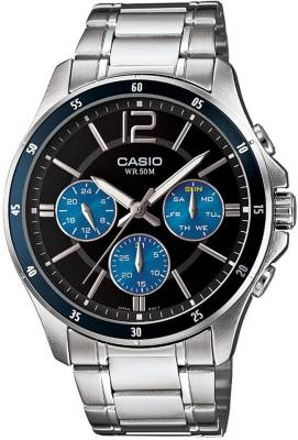 Casio A950 Enticer Men Analog Watch  - For Men