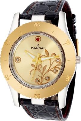 Kansai KW007  Analog Watch For Couple