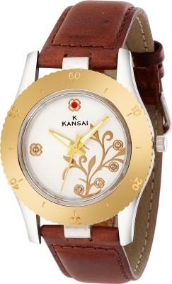 Kansai KW008  Analog Watch For Couple