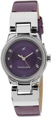 Fastrack 6114SL03  Analog Watch For Girls