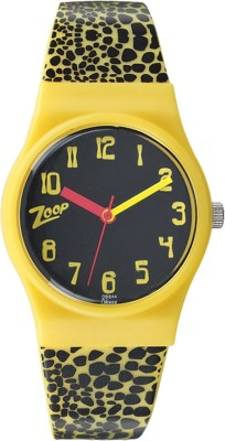 Zoop C3028PP06 Coachman Analog Watch For Kids