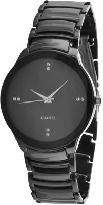 GIVME Givme R Shape Golden Black Men,s watch Analog Watch   For Men GIVME Wrist Watches