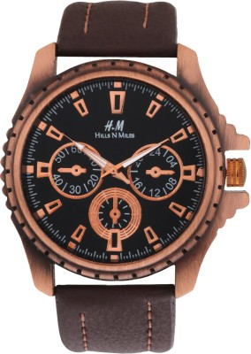 Hills n Miles hnmm111  Analog Watch For Men