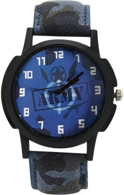 Crazeis WT-MD22BL  Analog-Digital Watch For Boys