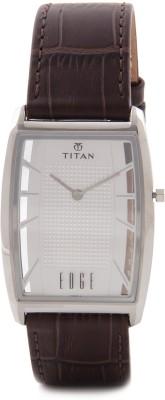 Titan NH1575SL01 Analog Display Quartz Brown Men's Watch (NH1575SL01)