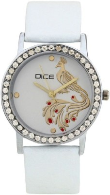 DICE PRSS-W124-8239 Princess Analog Watch For Women