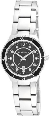 Giordano 2692-44 White Dial Analog Women's Watch (2692-44)