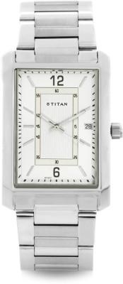 Titan 1697SAA  Analog Watch For Men