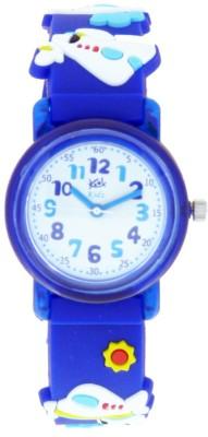 Kool Kidz DMK-007-BL 01  Analog Watch For Kids